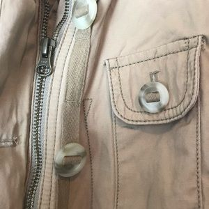 LOFT Jackets & Coats - Ann Taylor LOFT khaki jacket!
